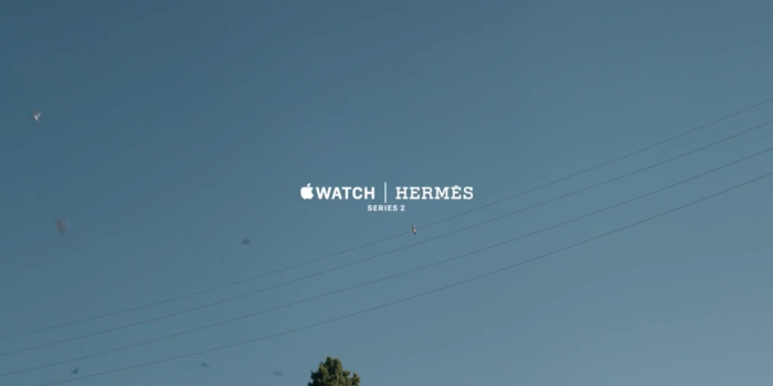 Apple Watch 2 Hermés