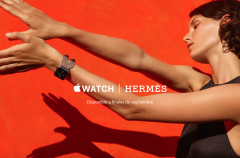 El estilo en el Apple Watch tiene nombre propio: Hermès
