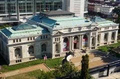 Apple podría abrir una tienda en el edificio de la Carnegie Library de Washington