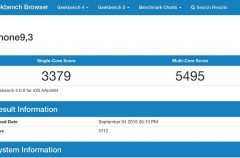 Un supuesto GeekBench del iPhone 7 nos deja impresionados con un rendimiento 35% superior al del iPhone 6s
