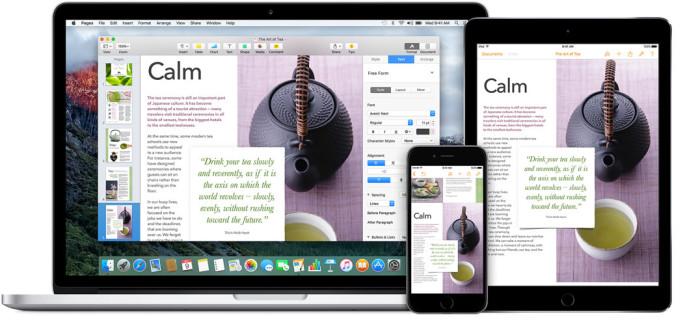 MacBook Pro iOS