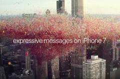 No, no es un anuncio de televisores… es el nuevo spot publicitario del iPhone 7