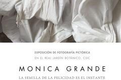 """La artista Mónica Grande expone su """"Fotografía Pictórica"""" con iPhone en el Jardín Botánico de Madrid"""