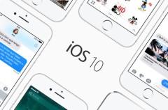 Dispositivos compatibles con iOS 10 y la letra pequeña de algunas funciones