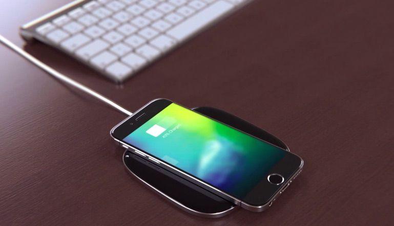 Apple busca proveedores para un sistema de carga inalámbrica para sus dispositivos