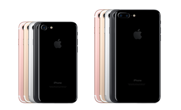 iPhone 7 reservas