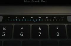 Existe una estrecha relación entre el Apple Watch y la Touch Bar del nuevo MacBook Pro