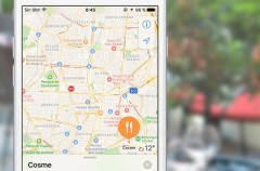 Reserva mesa en tu restaurante favorito directamente desde la app Mapas de Apple gracias a El Tenedor