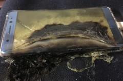 Samsung paraliza la producción del Galaxy Note 7 mientras siguen ardiendo más terminales de reemplazo