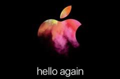 Oficial: Apple envía las invitaciones para el evento que se celebrará el día 27 de octubre