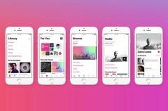 La nueva interfaz de Apple Music protagoniza el último anuncio de la plataforma