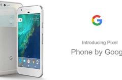 Google presenta Pixel, su nuevo smartphone, asegurando que su cámara es mejor que la del iPhone 7