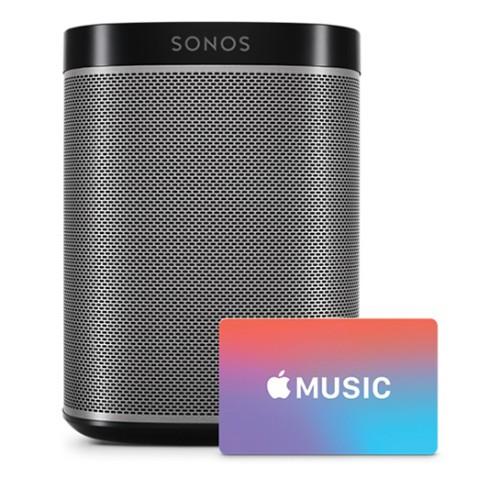 Los altavoces Sonos ya están en la Apple Store Online española