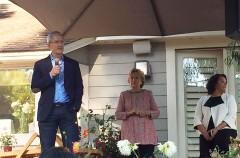 Tim Cook suena como posible Vicepresidente si Hillary Clinton gana las elecciones