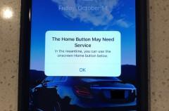 Qué hacer si el botón Home del iPhone 7 deja de funcionar