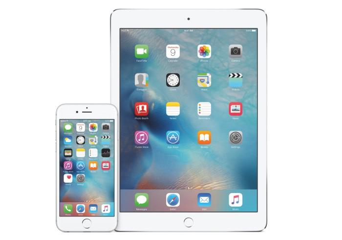 iOS 9 modelos