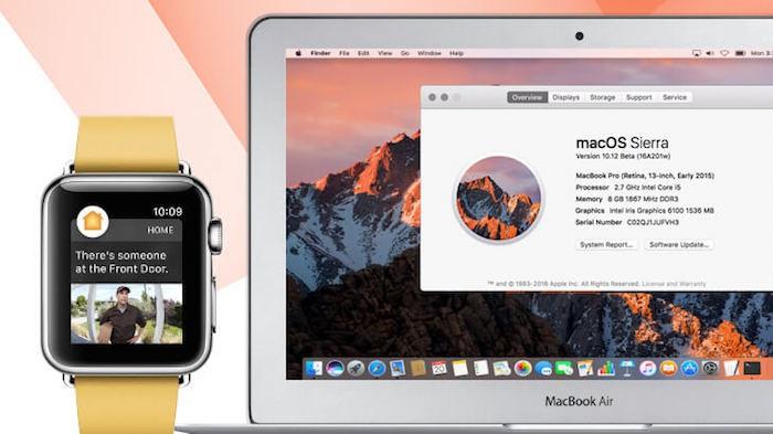 Apple lanza macOS Sierra 10.12.1 y watchOS 3.1