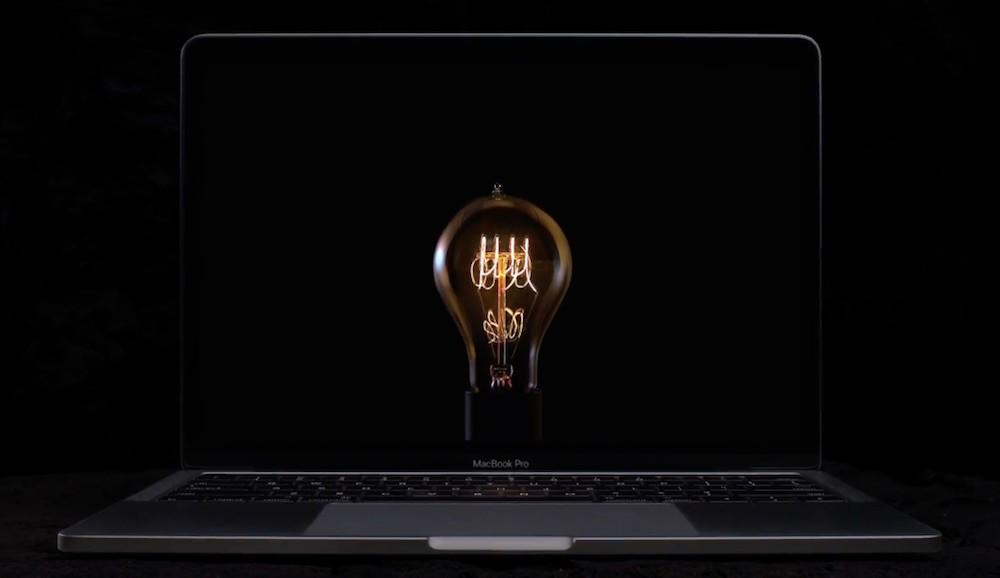 """""""Bulbs"""", el nuevo anuncio para TV del MacBook Pro con Touch Bar te va a sorprender"""