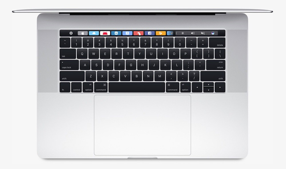 Los primeros pedidos del MacBook Pro con Touch Bar están a punto de ser enviados