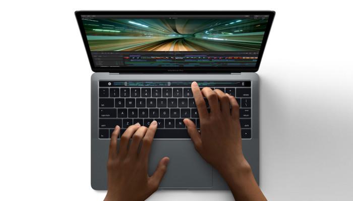 MacBook Pro Touch Bar RAM