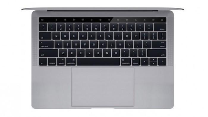 Los MacBook Pro con Touch Bar empiezan a llegar a Europa
