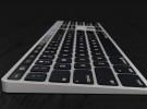 Hay quienes ya sueñan con un Magic Keyboard con Touch Bar integrada y así podría ser