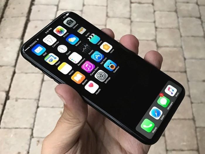 carcasa mod iPhone 8