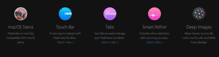 pixelmator touchbar 2