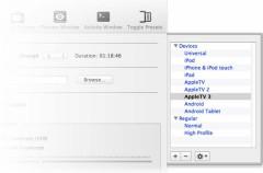 El conversor de vídeo Handbrake llega por fin al Mac… tras trece años en fase Beta