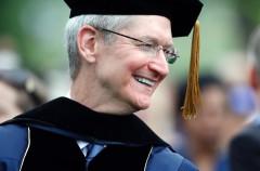 Tim Cook será el encargado del discurso final en la ceremonia de graduación del MIT 2017