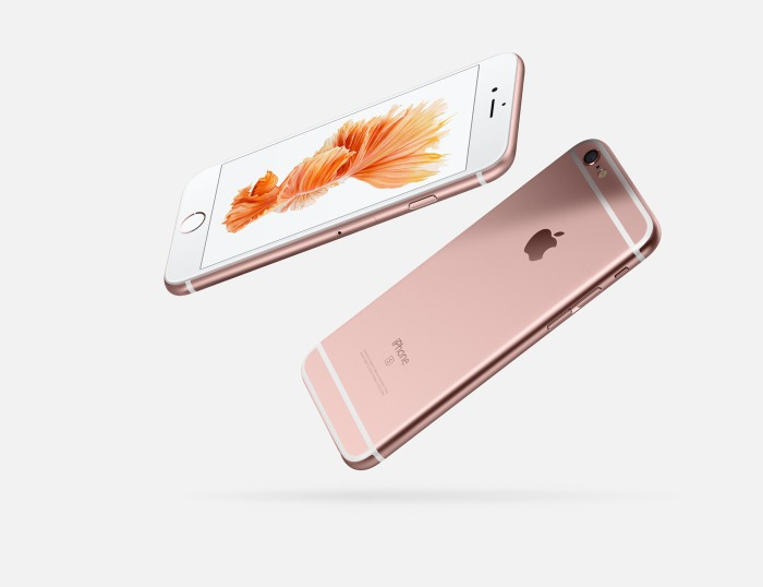 iphone6s-oro rosa