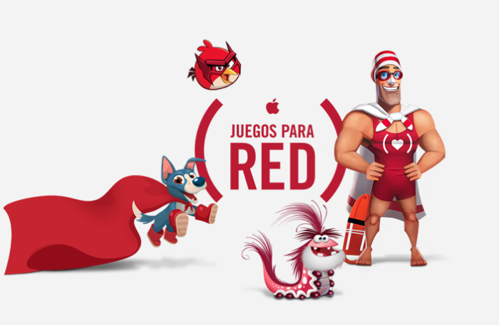 juegos RED