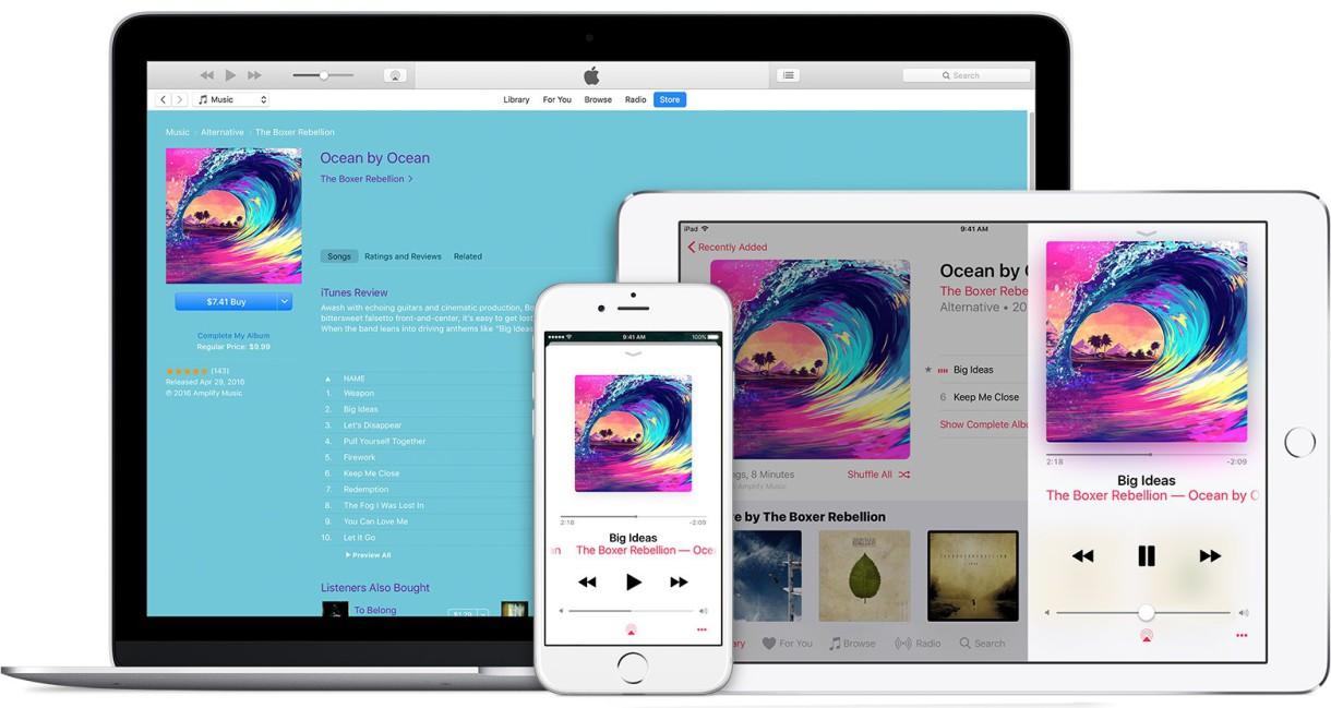 ¿Está pagando Apple más dinero a las discográficas por sus derechos de streaming que Spotify?