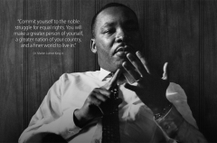 Apple conmemora el día del Dr. Martin Luther King, Jr. con un emotivo tributo