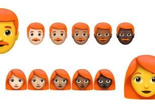 Los pelirrojos también quieren tener su emoji