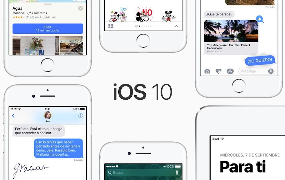 Apple lanza iOS 10.3.3 y corrige una grave vulnerabilidad que podría dejar tu iPhone en manos de los hackers