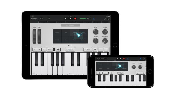 iPhone + iPad