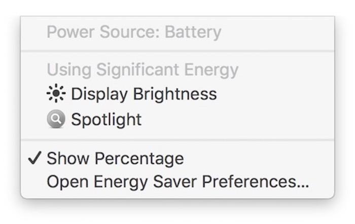 La última beta de macOS te avisa si te pasas con el brillo de la pantalla para mejorar así la autonomía