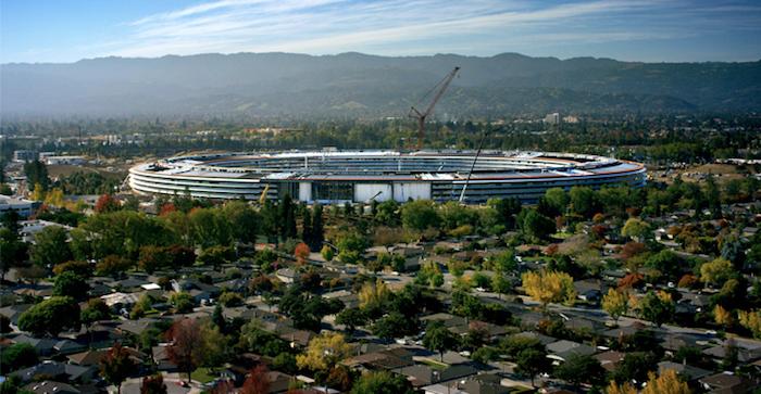 Apple Park, el nuevo Campus de Apple, abrirá sus puertas a los empleados en Abril