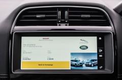 Pagar con Apple Pay en la gasolinera sin salir del coche será posible… si tienes un Jaguar