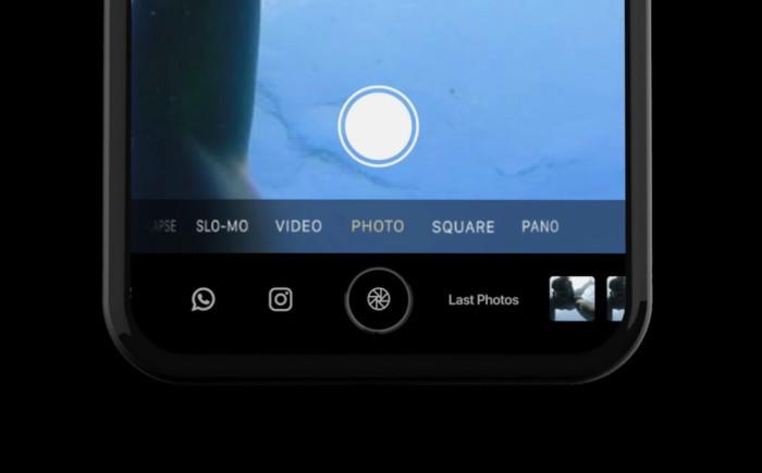 TouchBariPhone