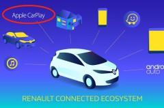 Renault añadirá compatibilidad con Apple CarPlay a partir de abril en todos sus coches con R-Link 2