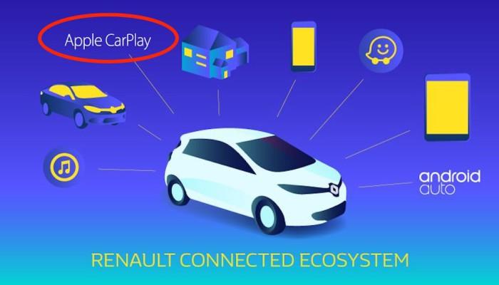 RenaultCarPlay