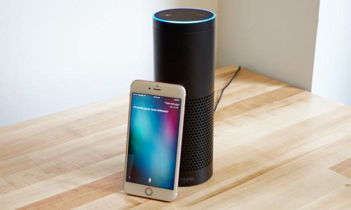 Siri y Alexa