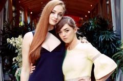 Las hermanas Stark estarán en el nuevo Carpool Karaoke de Apple
