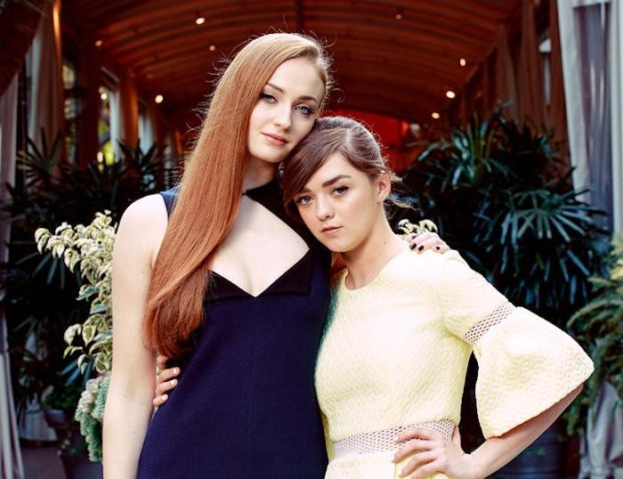 Sophie y Maisie