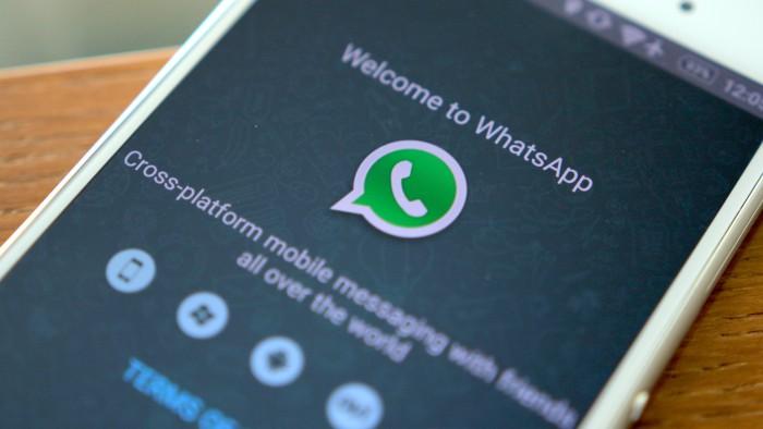 WhatsApp UK