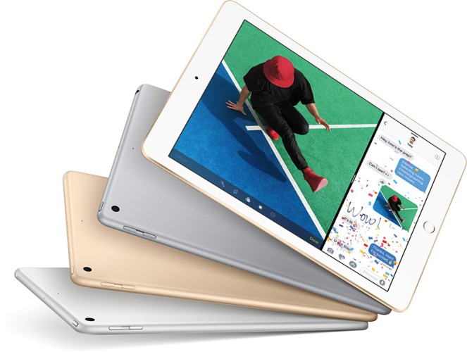iPad Marzo 2017