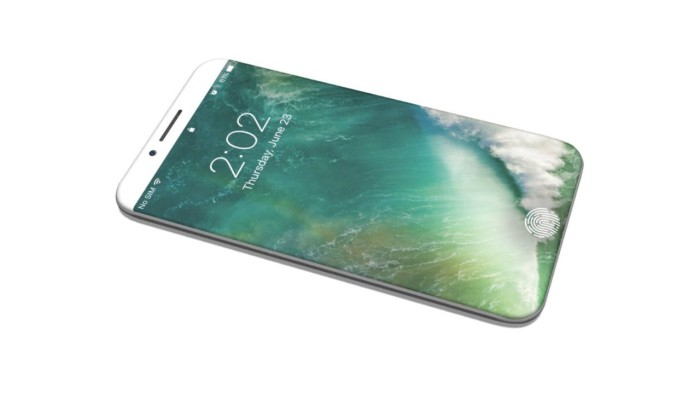 iPhone 8 huella
