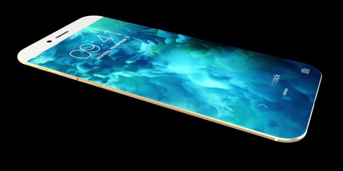 iPhone edition mockup